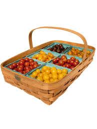 berry basket harvest berry gathering basket gardeners com