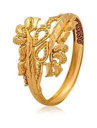 finger ring designs for buy senco gold aura collection 22k yellow gold ring online at low