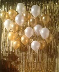 best 25 gold balloons ideas on glitter balloons