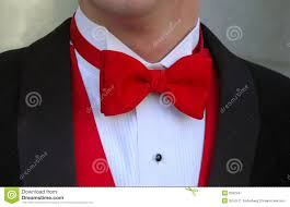red bow tie royalty free stock photography image 2562347