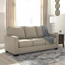 Sofa Sleeper Full by Ashley Furniture Zeb Full Sofa Sleeper In Quartz Local Furniture