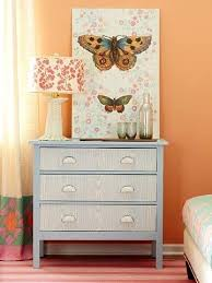 Nightstand Cover 99 Clever Ways To Transform A Boring Dresser