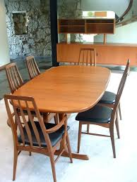 round teak dining table teak dining table and chairs danish dining room chairs teak dining