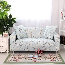 sofa hussen stretch aliexpress buy smavia flowers pattern elasticity sofa cover