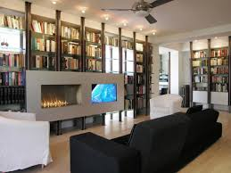 Fireplaces With Bookshelves by Play It Safe With Your Fireplace Hgtv