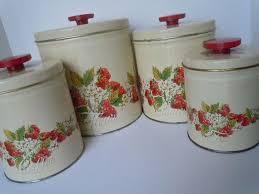Vintage Food Storage Containers - 70 best vintage canister sets images on pinterest vintage