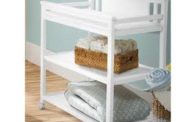 Badger Basket Baby Changing Table With Six Baskets Table B Amazing Changing Table Baskets Badger Basket