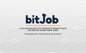 altcoin review bitjob u2013 decentralizing student u0027s freelancing work