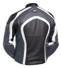 leather motorcycle accessories bilt trackstar jacket cycle gear
