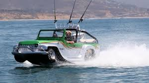water jeep watercar has started production of their hibious jeep like
