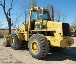 1974 fiat allis 645b wheel loader item j8645 sold may 1