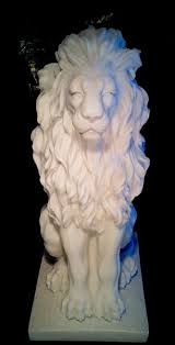 marble lion majestic marble lion statue lion statue seated with