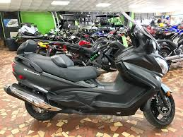 used 2016 suzuki burgman 650 executive abs scooters in gonzales