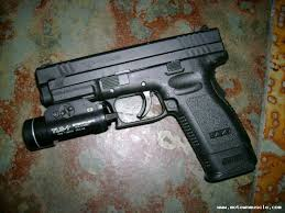 springfield xd tactical light the newest addition to the collection springfield xd forum