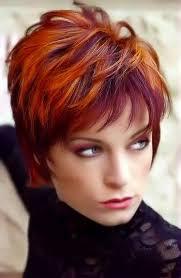 invierno 2016 color de pelo rojo de tendencia de 100 peinados de fiesta otoño invierno 2017 2018