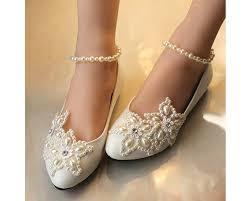 Images of Rhinestone Flat Sandals For Prom