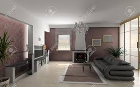 modern luxury living room 3d stock photo picture and royalty
