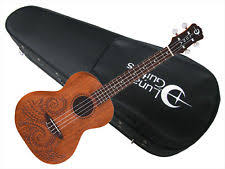luna tattoo ukulele ebay