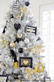 target black friday prelit christmas trees 7 5 ft vintage black ombre spruce prelit christmas tree