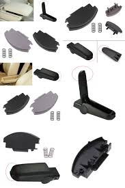 visit to buy center storage armrest console cover latch button