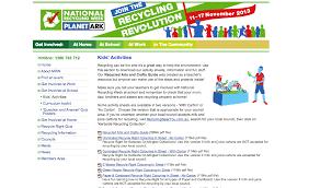 bingo bin u0027s top 5 recycling websites for kids bingo group u0027s