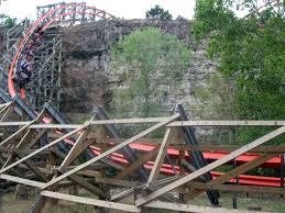 Six Flags Poltergeist Roller Coasters Albert Moyer Jr