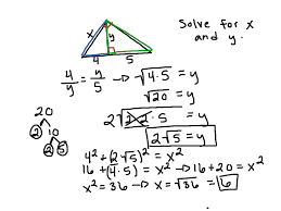 solving right triangles worksheet worksheets