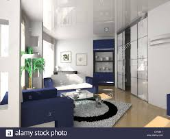 3d Apartment by Modern Hotel Interior Design In Modern Style Privat Apartment 3d