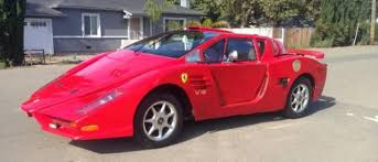fake lamborghini for sale this might just be the worst ferrari replica known to humankind