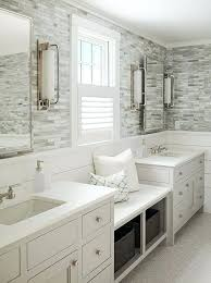 bathroom accent wall ideas tile accent wall in bathroom deltaqueenbook