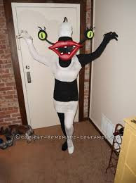 Woman Monster Halloween Costume Awesome Oblina Aaahh Monsters Costume Monster