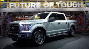 Ford Diesel Hybrid Truck - 2015 ford f 150 manufacture begins at dearborn u0027s rouge center