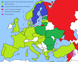 Current Map Of Europe A Current Map Of The Geopolitical Situation Of Europe 1272 X 1012