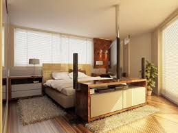 Wood Furniture Paint Colors Small Bedroom Decorating Ideas Dark Brown Lacquer Finish Oak Wood