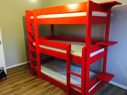 3 Tier Bunk Bed Best 25 3 Tier Bunk Beds Ideas On Pinterest Three Bed Three