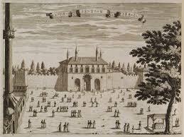 Ottoman Porte Sublime Porte Bab ı Hümâyûn Or Saltanat Kapısı Gezginlerin