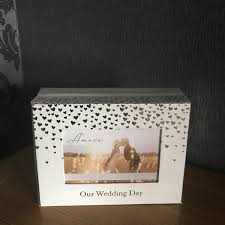 wedding wishes keepsake box wedding day photo keepsake box treasure your special memories