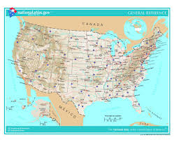 Alaska City Map by Maps Of The Usa The United States Of America Political