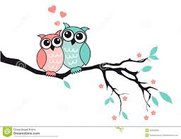 owls in love clipart free owls in love clipart