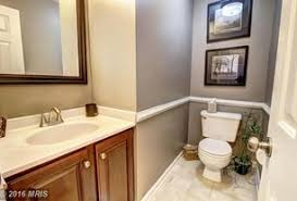 bathroom chair rail ideas brown bathroom chair rail design ideas pictures zillow digs