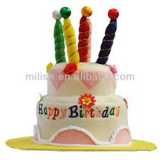happy birthday hat happy birthday day cake shape hat mh 1716 buy happy