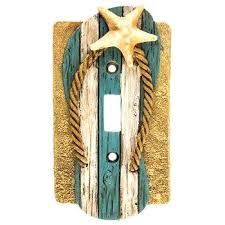 beach light switch covers beach light switch covers beach sandal starfish single switch plate