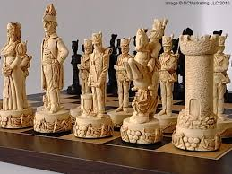 decorative chess set war chess sets battle chess set