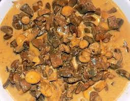 cuisiner rognons recette de rognons de porc au cognac