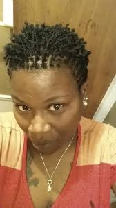 starting sisterlocks with short hair day 1 sisterlocks sisterlocks journey pinterest sisterlocks