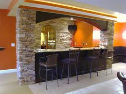 unique home bar ideas for stylish modern living space interior