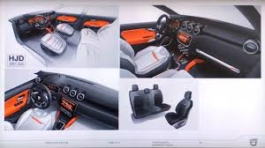 lexus interior sketch 2018 dacia duster 2018 renault duster interior sketch leaked