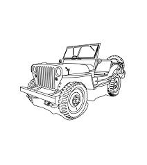 jeep art jeep lineart by wolfsjourney on deviantart