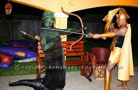Perseus Halloween Costume Coolest Medusa Zeus Homemade Halloween Costumes Inspired