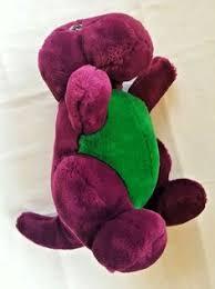 barney purple dinosaur tv